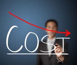 Cost reduction services provided by TechPro