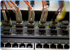 Networking cabling by TechPro