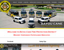 Bayou Cane Fire District website