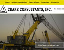 Crane Consultants website