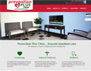 Prevention Plus Clinic website