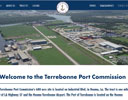 Terrebonne Port Commission website