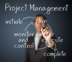 Project management by TechPro